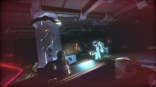 """No Man's Sky's new update adds spooky """"'70s/'80s sci-fi"""" inspired ships to explore"""