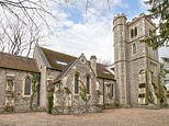 Grade II church renovated into luxury five-bed home hits market for £900,000