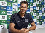 Everton paid 'a lot less than £1.5m' to sign Dominic Calvert-Lewin from Sheffield United