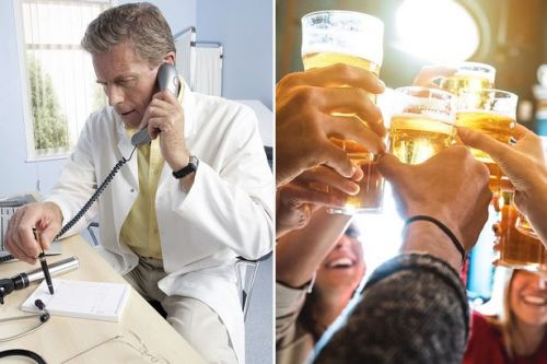 Professionals under most pressure to drink with colleagues revealed in new study