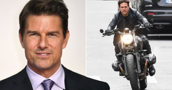 Mission: Impossible 7 filming halted as 'motorbike catches fire in stunt gone wrong'
