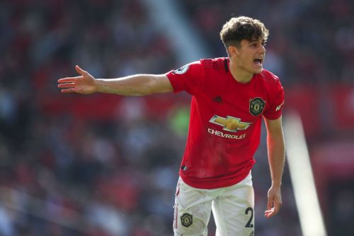 Man Utd star Daniel James admits he wanted to quit football before he was even a teenager