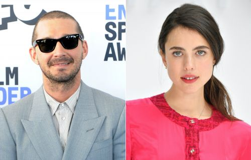 Watch Shia LaBeouf and Margaret Qualley depict relationship highs and lows in artful video for Rainsford's 'Love Me Like You Hate Me'