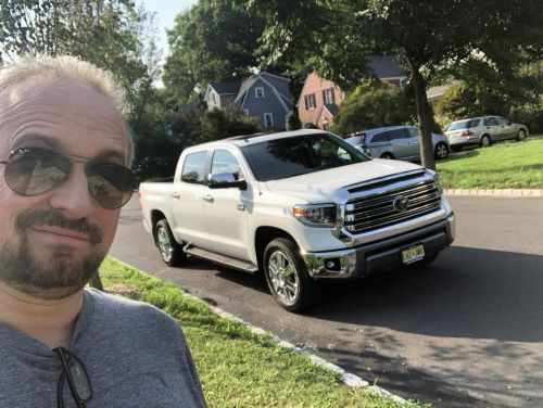 I drove a Toyota Tundra and a Chevy Silverado to see which full-size pickup is better - and the winner was clear