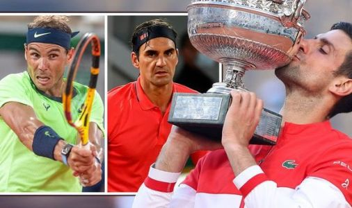 Roger Federer and Rafael Nadal fired warning by Novak Djokovic after French Open title win