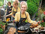 Meet the chef with a burning ambition to teach women the lost art of 'fire cooking'