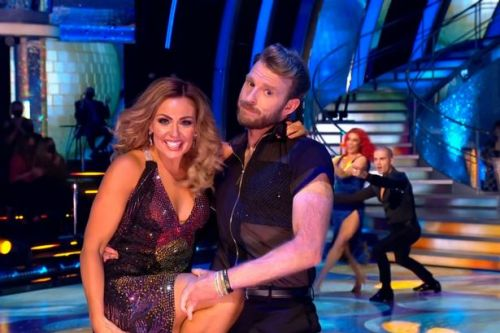 Strictly's Amy Dowden and JJ Chalmers confirm first dance after intense bond