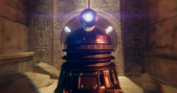 Doctor Who: The Edge Of Time VR game out now, lets you play as a Dalek