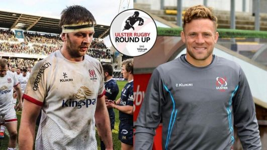 Ulster Rugby Round Up podcast: Assessing the impact of Iain Henderson's injury and what we can expect from Ian Madigan