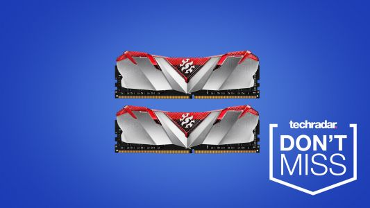 This is the ugliest RAM ever but you can't argue with this awesome Black Friday deal
