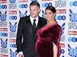 Pregnant Rebekah Vardy makes FIRST red carpet appearance since WAG war erupted with Coleen Rooney