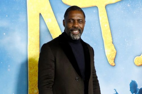 Idris Elba says racist films and TV shows should come with a warning - not be pulled