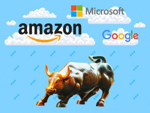 Wall Street's year in the public cloud: we tracked how big banks are making strides in using the tech