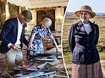 Queen Margrethe of Denmark, 81, is hired to design the set for a new Netflix film