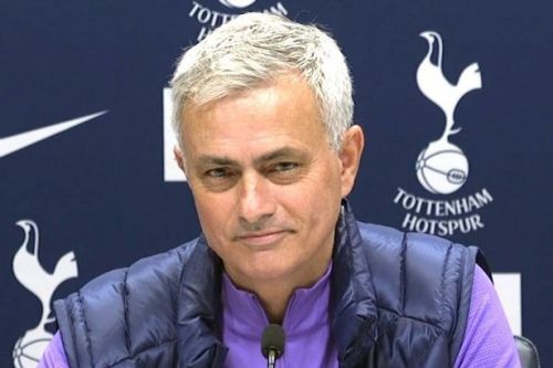7 things we noticed from Jose Mourinho's first press conference as Tottenham boss