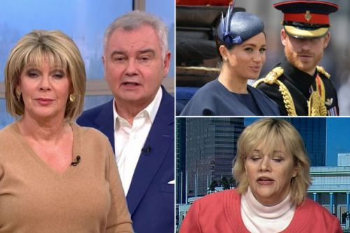 Eamonn and Ruth accused of 'tearing Meghan Markle down' in interview with half-sister