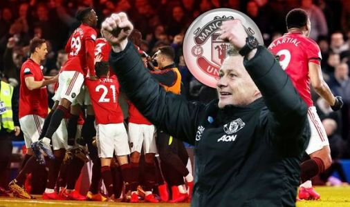 Man Utd boss Ole Gunnar Solskjaer delivers verdict on top four chances after Chelsea win