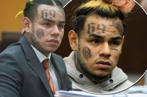 Suspect arrested for 'pistol-whipping and kidnapping' American rapper Tekashi 6ix9ine