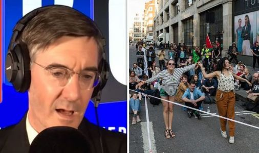Rees-Mogg stuns LBC caller as he claims Brexit will 'BOOST' environment protection