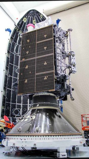 U.S. military makes adjustments in GPS launch to allow for SpaceX booster landing