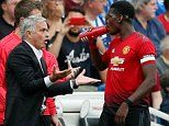 Paul Pogba AND Jose Mourinho could leave Manchester United