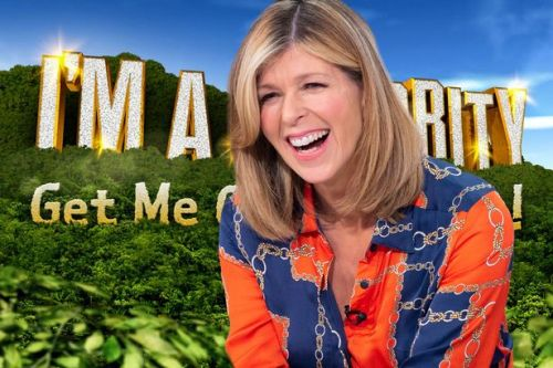 Kate Garraway awkwardly laughs off I'm A Celeb rumour but continues to play it coy