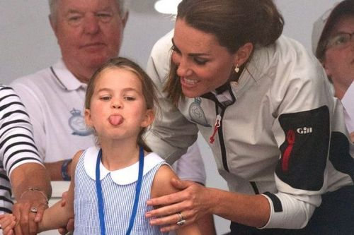 Code words Kate Middleton uses to keep her little ones in check