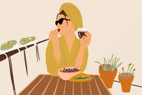 How to eat happy: The best foods that can boost your mood and ease stress