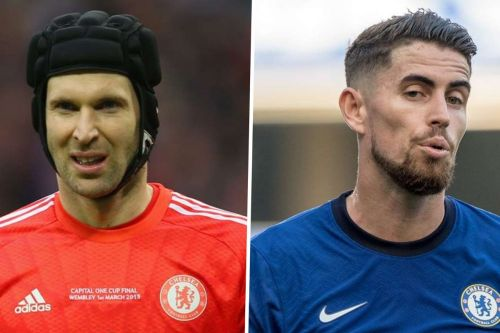 """""""I have only played with him on Playstation"""" - Jorginho backs Cech to succeed in a pinch"""