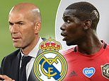 Real Madrid ready to launch fresh pursuit of Manchester United star Paul Pogba