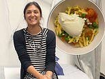 A doctor's budget dinner: GP and mum Dr Preeya Alexander shares her 'festival potato' meal