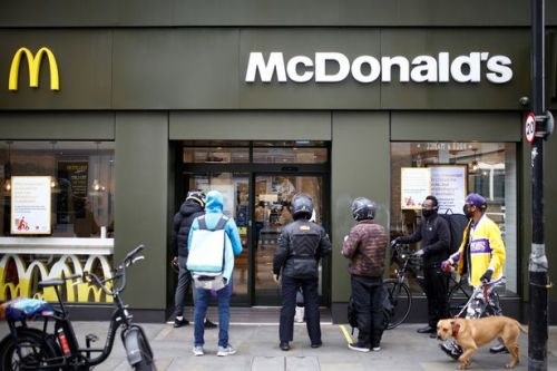 McDonald's opens another 43 branches for deliveries today - the full list