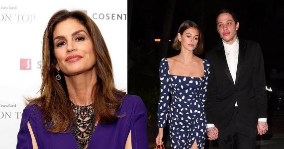 Cindy Crawford 'worried' for daughter Kaia and serial dater Pete Davidson