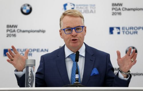 Keith Pelley says new European Tour calendar could be 'glimpse into the future'