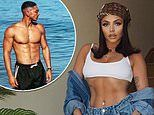Jesy Nelson DENIES she's dating Our Girl star Sean Sagar after he's pictured leaving her home