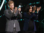 Prince Harry and Meghan Markle demand world leaders share vaccine in New York