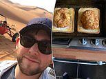 Man reveals he puts bread under Kievs to capture the 'leakage' and make garlic bread