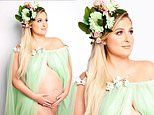Meghan Trainor shares glam pregnancy photo while revealing her baby is 'breech again' at 36 weeks