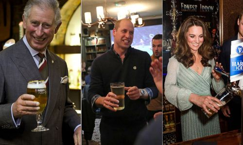 The royal family's go-to pubs revealed