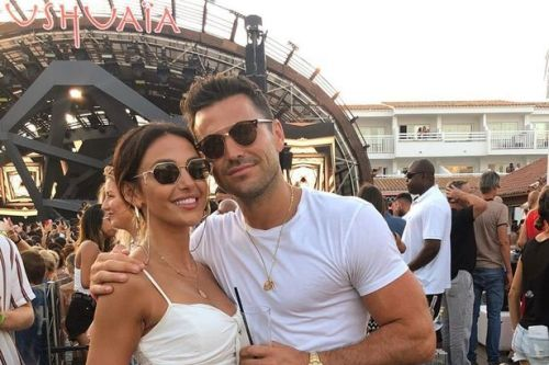 Michelle Keegan to become a WAG as Mark Wright pursues football career