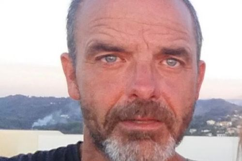 Dad found dead on beach after joking that he was 'going to have heart attack'