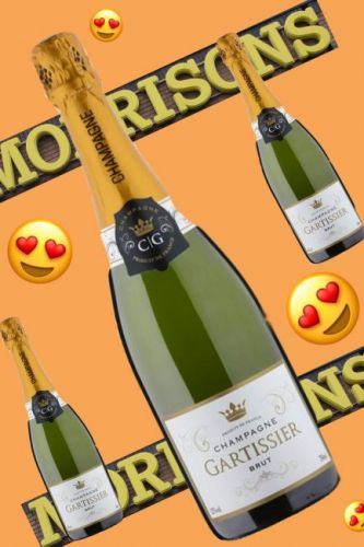 Morrisons slash price of magnum sized Prosecco to £10 in honour of Prince Harry and Meghan Markle's Royal Wedding