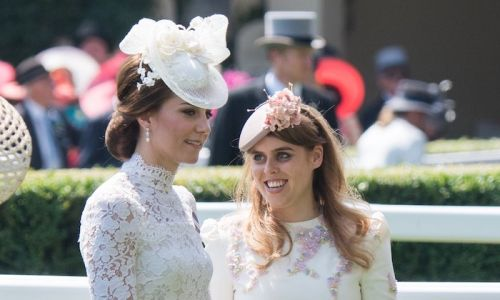 Princess Beatrice just channelled Kate Middleton with this romantic detail