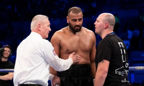 Kash Ali gets six-month ban and £10,000 fine for biting incident