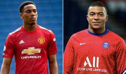 Man Utd star Anthony Martial has Kylian Mbappe backing as PSG ace makes 'big' prediction