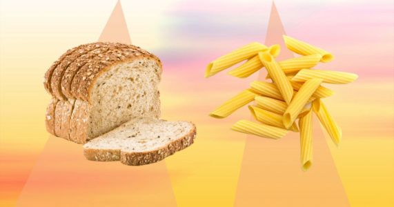 Eating bread and pasta is good for your health, says study