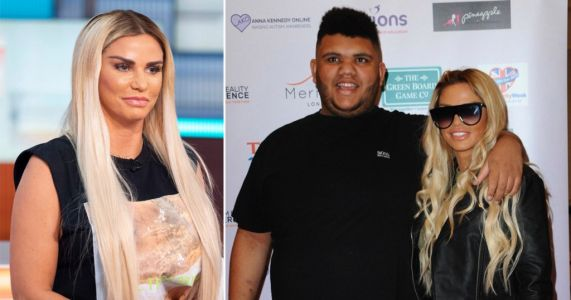 Katie Price 'terrified' as son Harvey rushed to hospital for second time in two weeks: 'He's struggling to breathe'
