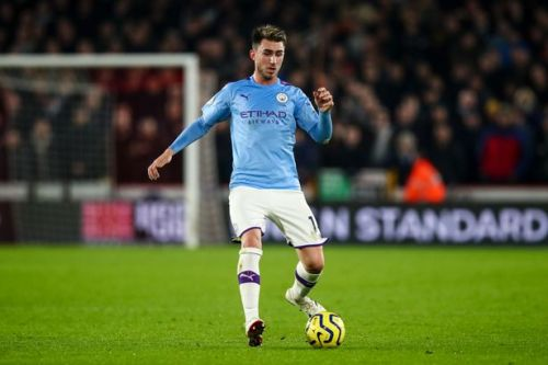 Aymeric Laporte vows to live up to Pep Guardiola's billing as world's best left-sided centre-half