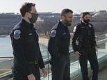 Capitol Hill cops describe being tasered with BEAR MACE and beaten by MAGA mob