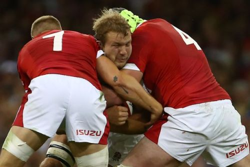 England suffer brain freeze as Wales go number one in world rugby rankings